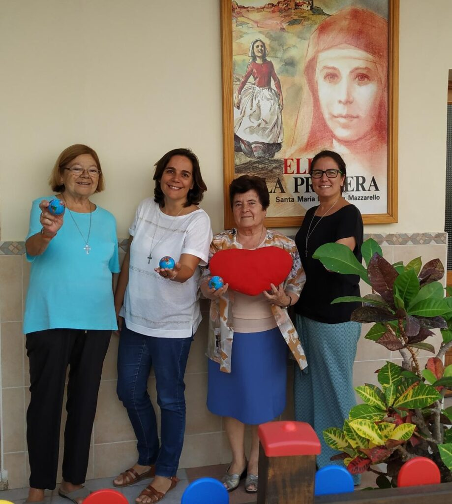 Comunidad Salesiana 2020
